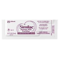 MON54592601 - Abbott NutritionInfant Formula Similac® 0.90 Gram Individual Packet Powder