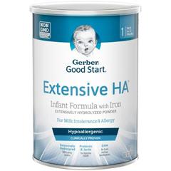 MON54851906 - Nestle Healthcare NutritionInfant Formula Gerber® Extensive HA 14.1 oz. Can Powder
