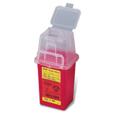 MON54872800 - BDPhlebotomy Sharps Container