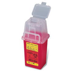 MON54872836 - BDPhlebotomy Sharps Container