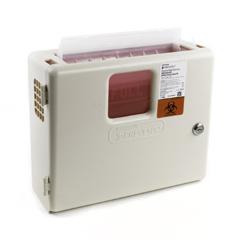 MON55122820 - McKessonPrevent Sharps Wall Cabinet