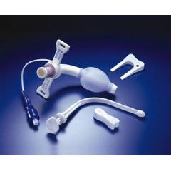 MON55153900 - Smiths MedicalTracheostomy Tube Bivona Mid-Range Aire Cuf Standard Size 5 Cuffed