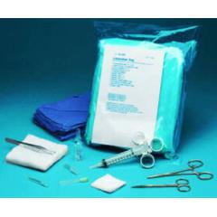 MON55294000 - CarefusionSuction Catheter Kit AirLife Cath-N-Glove 5/6 Fr. NonSterile