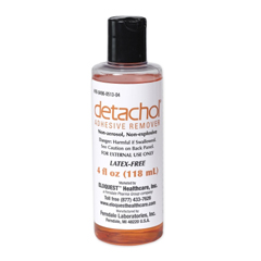 MON55342200 - Ferndale Laboratories - Adhesive Remover Detachol® 4 oz. Liquid