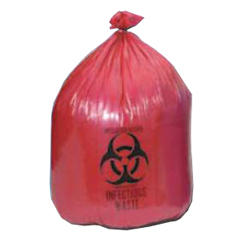 MON55501100 - Colonial BagInfectious Waste Bag 37 X 50 Inch Printed, 100EA/CS