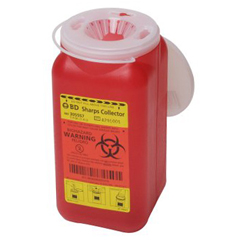 MON55572800 - BDMulti-purpose Sharps Container