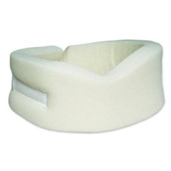MON55813000 - Suburban OstomyCervical Collar Invacare® One Size Fits Most 2-1/2 Inch Height 12 to 22 Inch Circumference