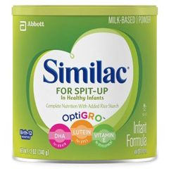 MON55952600 - Abbott Nutrition - Similac® For Spit-Up Infant Formula