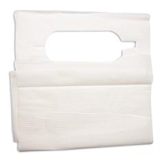 MON55961000 - Dynarex - Lap Bib Slipover Disposable Poly / Tissue, 300EA/CS