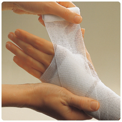 MON55972010 - Patterson Medical - Mollelast™ Dressing Retention Bandage (55977702), 20/PK