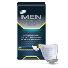 MON56003101 - SCATena® Men™ Moderate Abosorbency Protective Guards, 20/PK