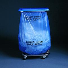 MON56121100 - McKessonChemotherapy Linen Bag Medi-Pak® SAF-T-SEAL® 31 X 43 Inch Printed, 250EA/CS