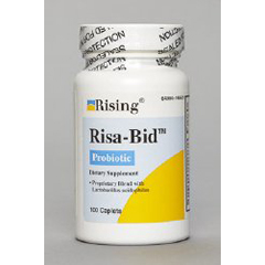 MON56122700 - Rising Pharmaceuticals - Risa-Bid™ Probiotic Dietary Supplement,
