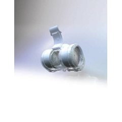 MON57003900 - Smiths MedicalHeat and Moisture Exchanger Thermovent T2 25mg 1-1 H2O at 15 Breath/min-1 500 ml
