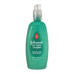 MON57211700 - Johnson & JohnsonHair Detangler No More Tangles 10 oz. Spray Bottle