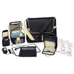 MON698468EA - Medela - Pump In Style® Advanced The Metro Bag™ Breast Pump Kit (57036)