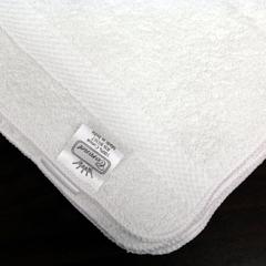 MON1123968DZ - Royal Blue - Washcloth Gladiator Indulgence 12 X 12 Inch White Reusable, 12/DZ