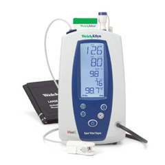 MON57665900 - Welch-AllynSpot Vital Signs Devices Blood Pressure, Nellcor SpO2, Sure Temp Thermometer
