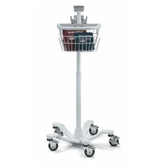 MON57672500 - Welch-AllynSpot Vital Signs® Monitors Mobile Stand With Basket