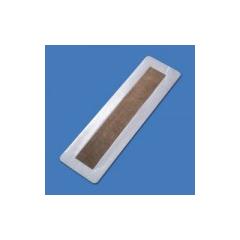 MON57902100 - Argentum Medical - Silver Dressing Silverlon Island 4 X 14 Inch Rectangle Sterile, 5/BX