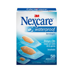 MON58182010 - 3MNexcare™ Waterproof Bandages (581-08)