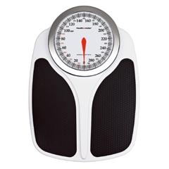MON58233700 - Health O MeterFloor Scale Health O Meter Mechanical 330 lbs.