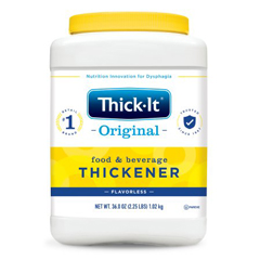 MON811365CS - Kent Precision Foods - Thick-it® Food Thickener 36 oz. Unflavored Ready to Use, 6EA/CS