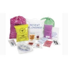 MON58974100 - Medical Action IndustriesSpecimen Transport Bag 6 X 9 Inch Biohazard Symbol (58-97)