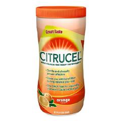 MON59182700 - Glaxo Smith KlineFiber Supplement Citrucel Orange Powder 30 oz. 2 Gram Strength Methylcellulose