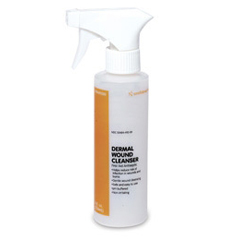 MON59442100 - Smith & NephewDermal Wound General Purpose Wound Cleanser 8 oz. Spray Bottle