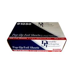 MON59511200 - DurablePop Up Aluminum Foil Sheet, 500/PK, 6PK/CS