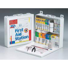 MON59732000 - First Aid OnlyFirst Aid Kit 50 Persons Metal Case