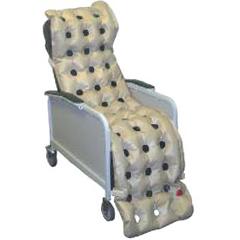 MON59764300 - DermacareFull Chair Pad Waffle® 21 X 72 X 3 Inch Air Cells, 6EA/CS