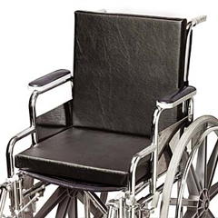 MON60034300 - Bluechip MedicalBack Support Cushion 16 X 20 Inch Foam