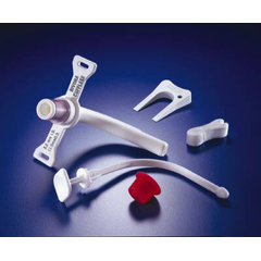 MON60183900 - Smiths MedicalTracheostomy Tube Bivona Standard Size 8 Uncuffed