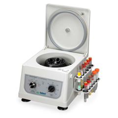 MON60202401 - McKessonCentrifuge 6 Place Fixed Angle Rotor Variable Speed Up to 4,000 rpm