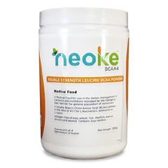 MON1109440EA - Solace Nutrition - Oral Supplement neoKe BCAA4 200 Gram Can Powder, 1/ EA