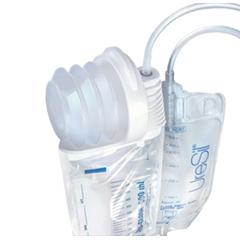 INDUSTC600L - Independence MedicalNephrostomy Drain Bag Tru-Close Twist Drain Valve 600 mL