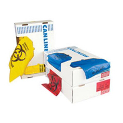 MON60434100 - Saalfeld RedistributionInfectious Waste Bag 30 X 43 Inch Printed, 200EA/CS