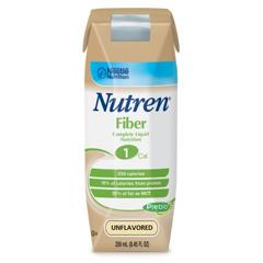 MON60562600 - Nestle Healthcare NutritionNutren® 1.0 Fiber Tube Feeding Formula