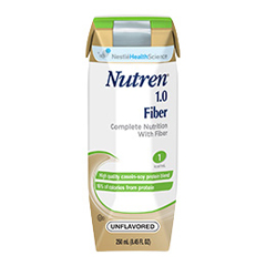 MON60562601 - Nestle Healthcare NutritionNutren® 1.0 Fiber Tube Feeding Formula