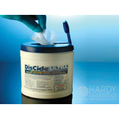 MON60601100 - PalmeroDisinfectant DisCide Towelette Disposable, 160CT 12CT/CS