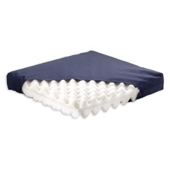 MON60614300 - Bluechip MedicalSeat Cushion Gel-Pro® DLX 18 X 18 X 3 Inch Gel / Foam