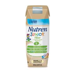 MON60632601 - Nestle Healthcare NutritionPediatric Oral Supplement / Tube Feeding Formula Nutren Junior® Fiber 1 kcal/ml Vanilla 250 ml