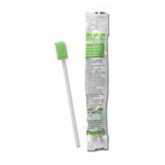 MON60751710 - Sage ProductsOral Swabstick Toothette Plus Foam Tip Sodium Bicarbonate