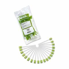 MON60761700 - Sage ProductsToothette Plus Dispos Oral Swab Sodium Bicarbonate Perpendicular Ridges