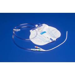 MON60801900 - MedtronicIndwelling Catheter Tray Ultramer Foley 18 Fr. 5 cc Balloon Latex