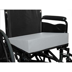 MON60844300 - Bluechip MedicalAnti-Thrust Wedge Cushion 18 X 16 X 4 Inch Foam