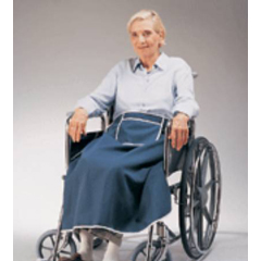 MON60973000 - Skil-CareModesty Apron Belted Waist