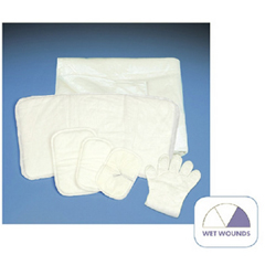 MON61012100 - DeRoyalSofsorb Sterile Absorbent Wound Dressing 4in x 6in Non Latex